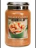 Village Candle Village Candle Salted Caramel Latte Large Jar