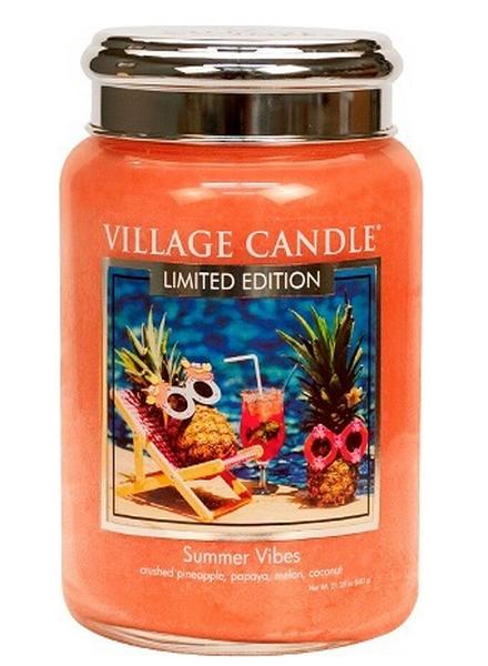 Village Candle Village Candle Summer Vibes Large Jar