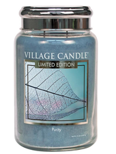 Village Candle Purity Large Jar