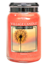 Village Candle Empower Large Jar