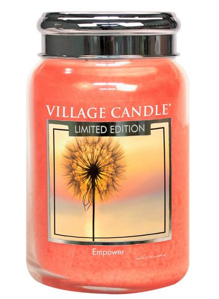 Village Candle Village Candle Empower Large Jar