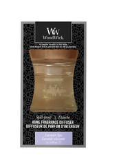 Woodwick Lavender Spa Spill Proof Home Fragrance Diffuser