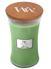 Woodwick WoodWick Large Candle Hemp & Ivy