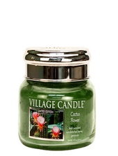 Village Candle Cactus Flower Small Jar