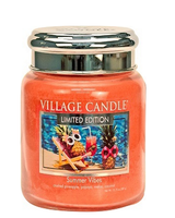 Village Candle Summer Vibes Medium Jar