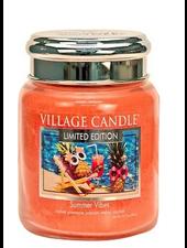 Village Candle Summer Vibes Medium Jar