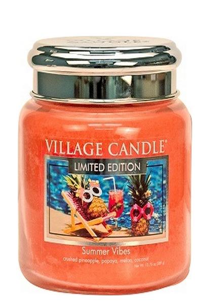 Village Candle Village Candle Summer Vibes Medium Jar