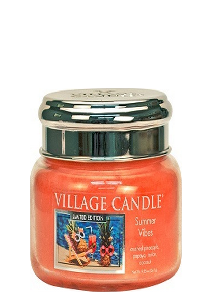 Village Candle Village Candle Summer Vibes Small Jar