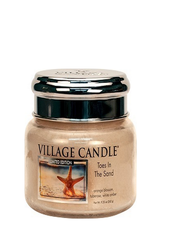 Village Candle Toes In The Sand Small Jar