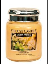 Village Candle Sunlit Jasmine Medium Jar
