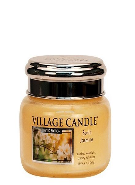 Village Candle Village Candle Sunlit Jasmine Small Jar
