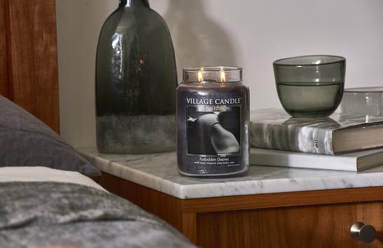 Village Candle Village Candle Forbidden Desires Medium Jar
