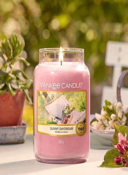 Yankee Candle Yankee Candle Sunny Daydream Medium Jar