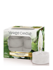 Yankee Candle Camellia Blossom Theelichten