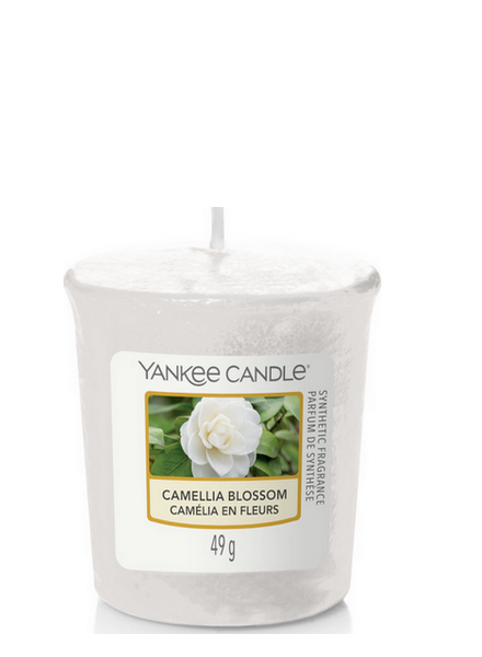 Yankee Candle Camellia Blossom Votive