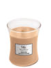 Woodwick WoodWick Medium Candle Golden Milk