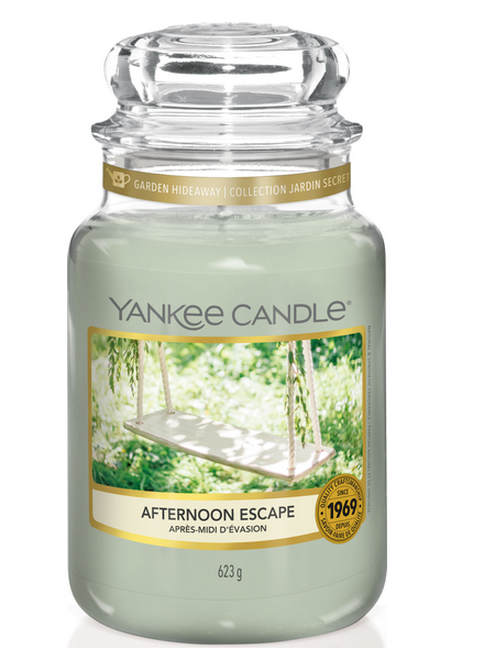 Yankee Candle Afternoon Escape Large Jar