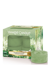 Yankee Candle Afternoon Escape Theelichten