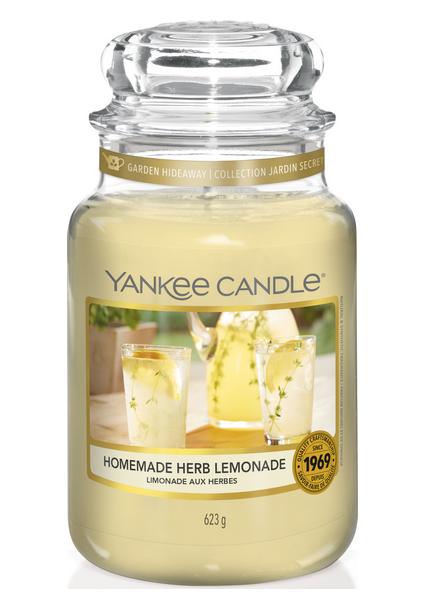 Yankee Candle Yankee Candle Homemade Herb Lemonade Large Jar