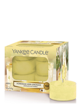 Yankee Candle Homemade Herb Lemonade Theelichten