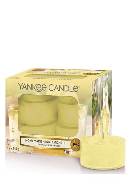 Yankee Candle Homemade Herb Lemonade Theelichten