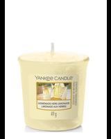 Yankee Candle Homemade Herb Lemonade Votive