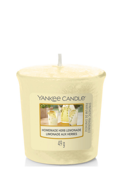 Yankee Candle Yankee Candle Homemade Herb Lemonade Votive