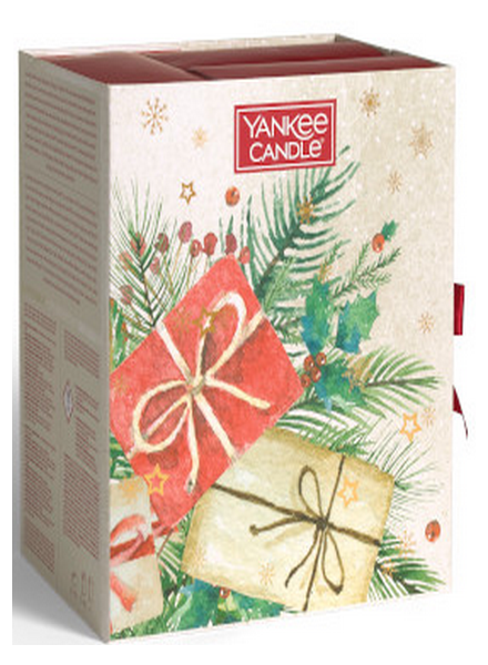 Yankee Candle Advent Calendar Book 2020