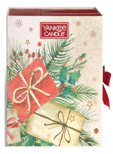 Yankee Candle Yankee Candle Advent Calendar Book 2020