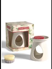 Yankee Candle Wax Melt Warmer Christmas Giftset 2020