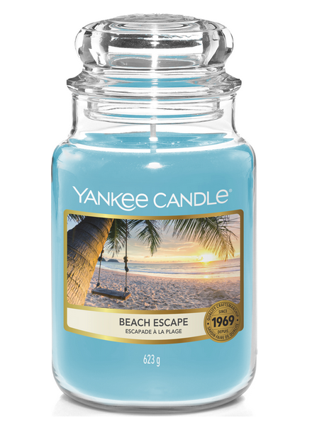 Yankee Candle Beach Escape Large Jar
