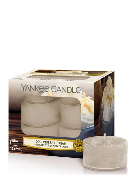 Yankee Candle Coconut Rice Cream Theelichten