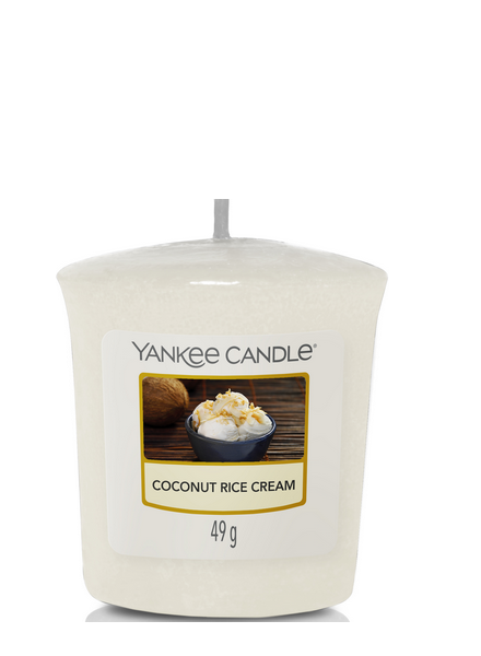 Yankee Candle Coconut Rice Cream Votive