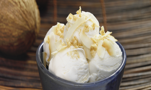Yankee Candle Coconut Rice Cream
