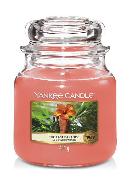 Yankee Candle The Last Paradise Medium Jar