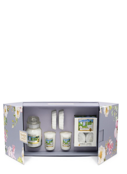 Yankee Candle Clean Cotton Giftset