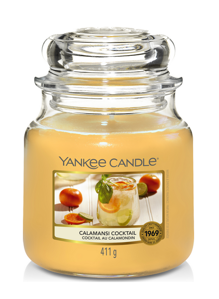 Yankee Candle Calamansi Cocktail Medium Jar
