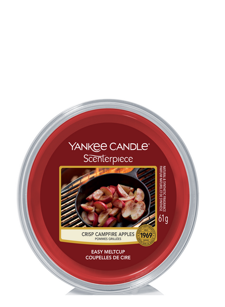 Yankee Candle Crisp Campfire Apples Melt Cup