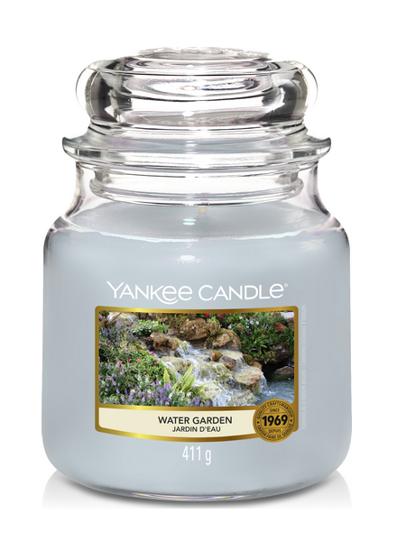 Yankee Candle Water Garden Medium Jar