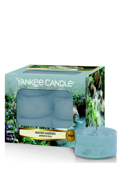 Yankee Candle Water Garden Theelichten