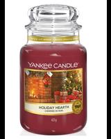 Yankee Candle Holiday Hearth Large Jar