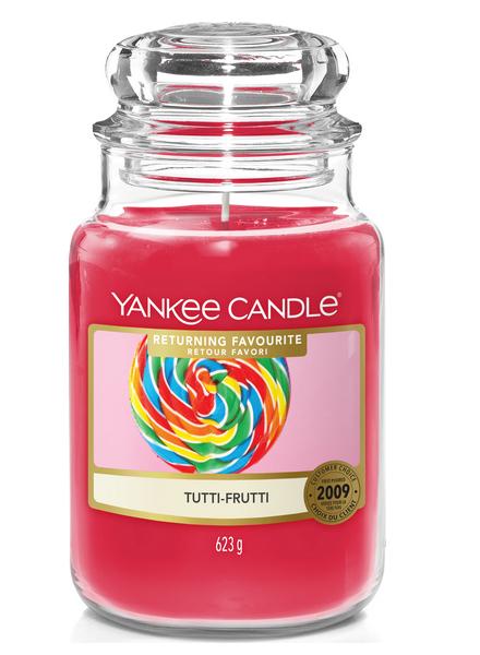 Yankee Candle Tutti-Frutti Large Jar