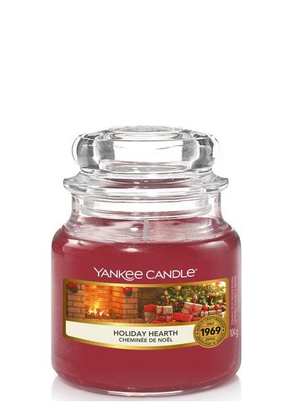 Yankee Candle Holiday Hearth Small Jar