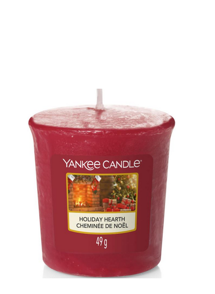 Yankee Candle Holiday Hearth Votive