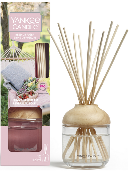 Yankee Candle Sunny Daydream Reed Diffuser Geurstokjes