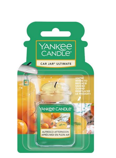 Yankee Candle Alfresco Afternoon Car Jar Ultimate