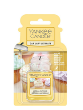 Yankee Candle Car Jar Ultimate Vanilla Cupcake