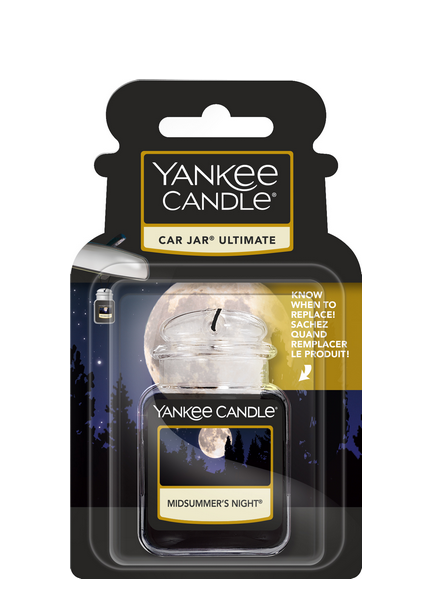 Yankee Candle Yankee Candle Car Jar Ultimate Midsummers Night