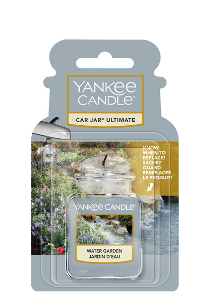 Yankee Candle Water Garden Car Jar Ultimate