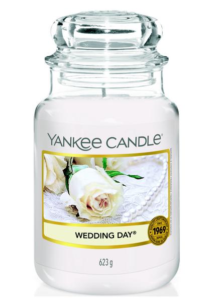 Yankee Candle Yanke Candle Wedding Day Large Jar